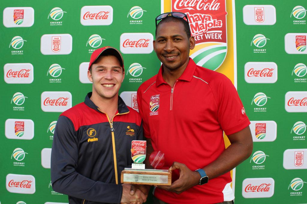 Campher is Gauteng's hero