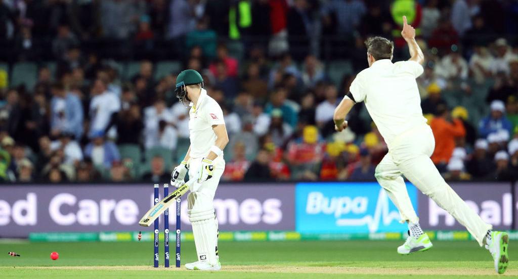 Honours even but Australia lose Smith