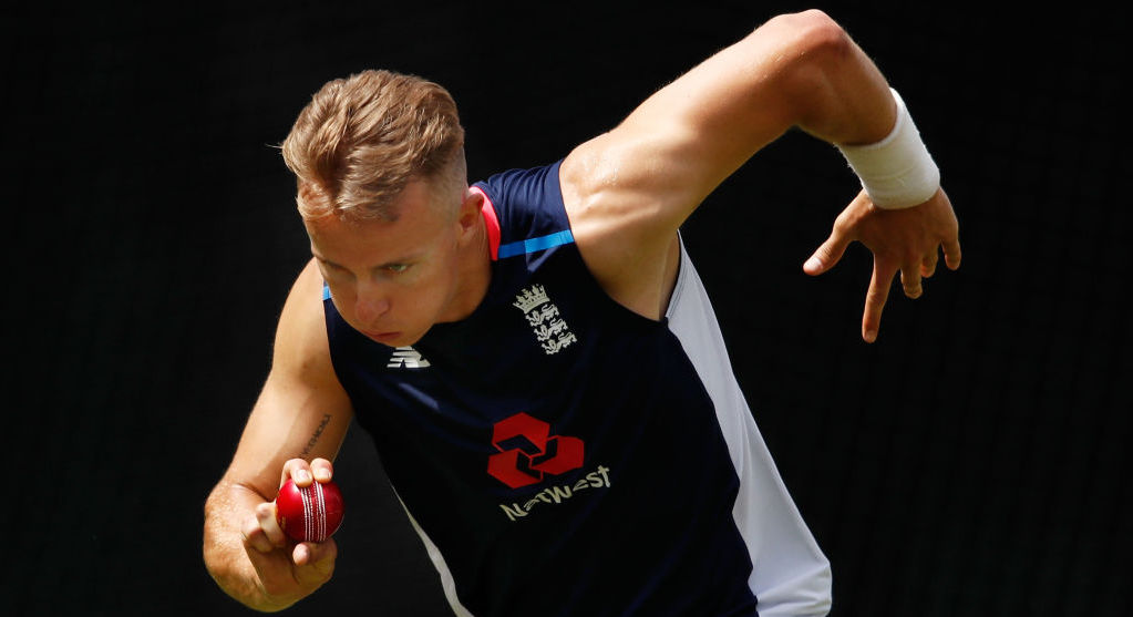 Curran taking 'small steps' to World Cup berth