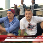 Fan Cams: Cobras vs Titans (December)