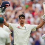 Cook double-ton powers England