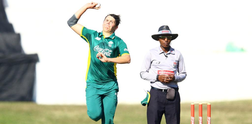Coetzee rips through Namibia U19