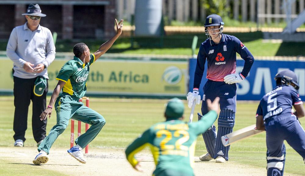 Breetzke half-century in vain as SA U19 crumble