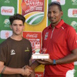 Niemand named day two's Hero