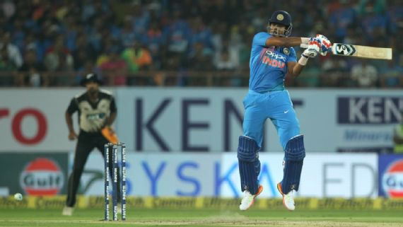 Dhoni saves India from lowest total