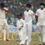 Pollution spoils Kohli glory
