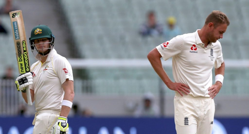 Smith's ton denies England