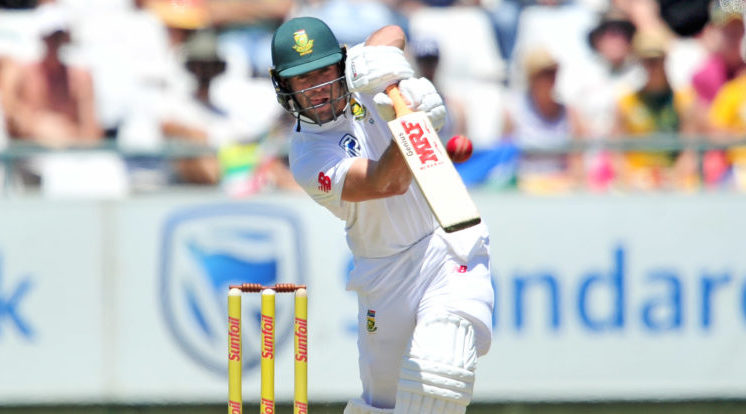 Proteas dig in after double setback