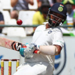 Wessels: India must take the blows