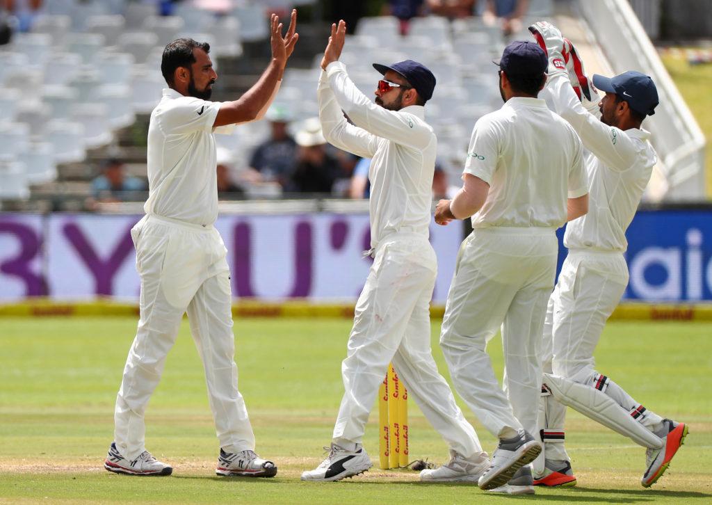 India spark Proteas collapse