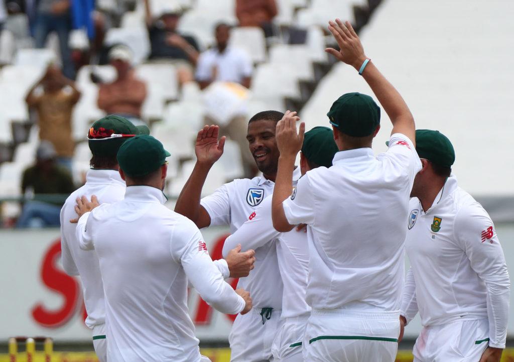 Big Vern boosts SA hopes