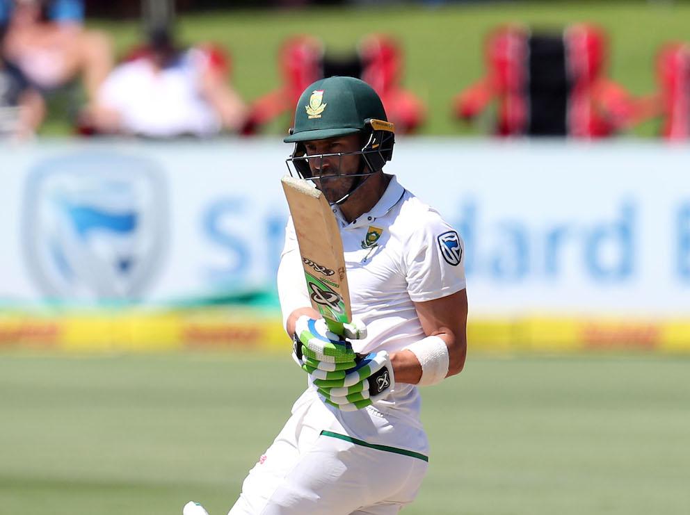 Faf boosts SA to 335