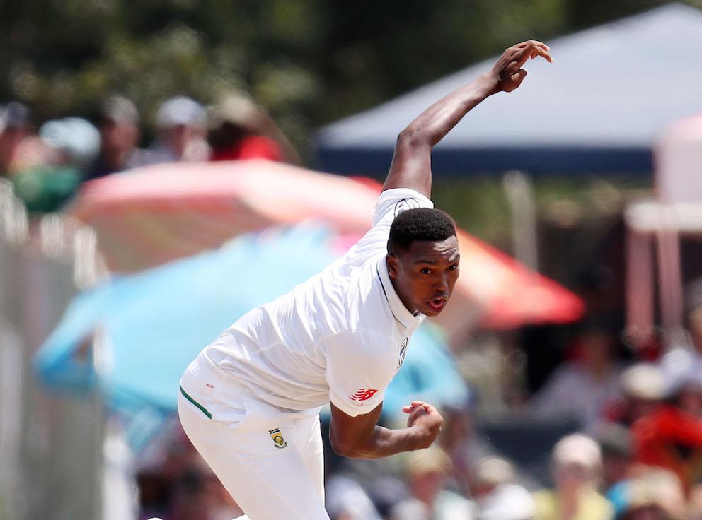 Rampant Ngidi edges SA closer to series win