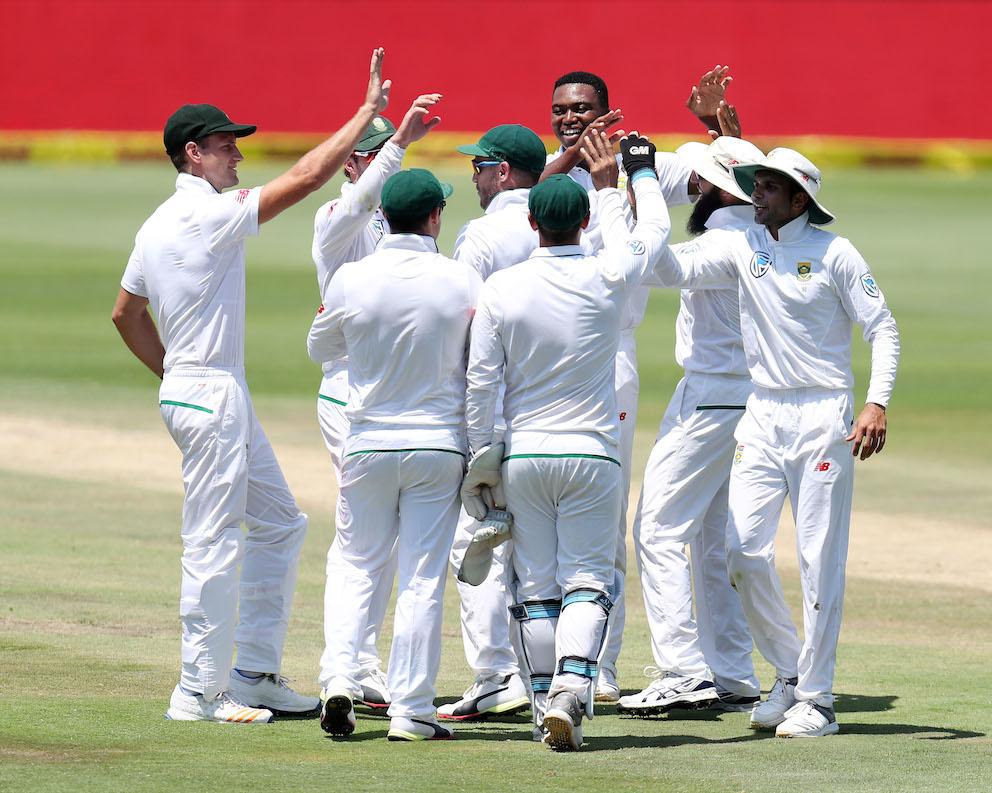 Ngidi six-for powers SA to series win