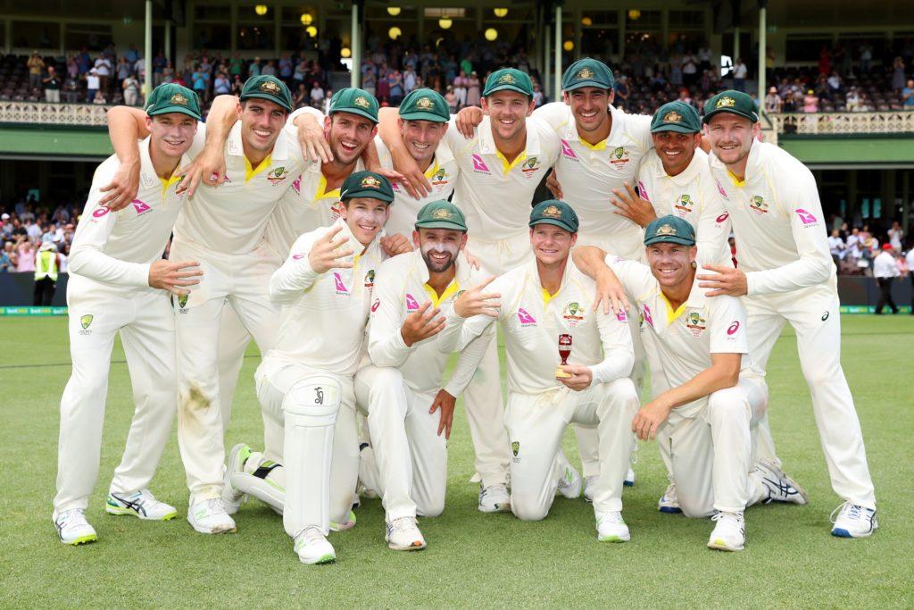 4-0 to Australia in Ashes