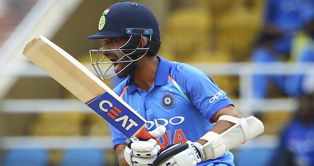 Kohli: Rahane favourite for No 4 spot