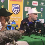 Faf: This was an advert for Test cricket