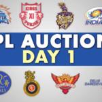 Best IPL auction ever?