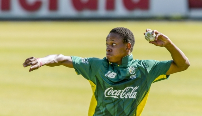 Rookie fast bowler joins Cape Cobras