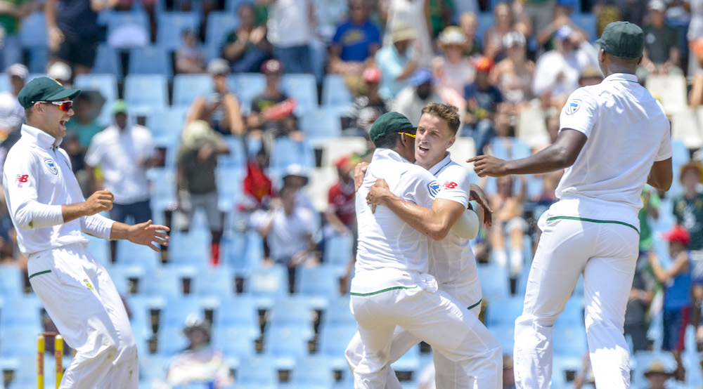 Morkel: 250 lead could be enough