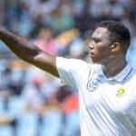 Ngidi: I want the new ball