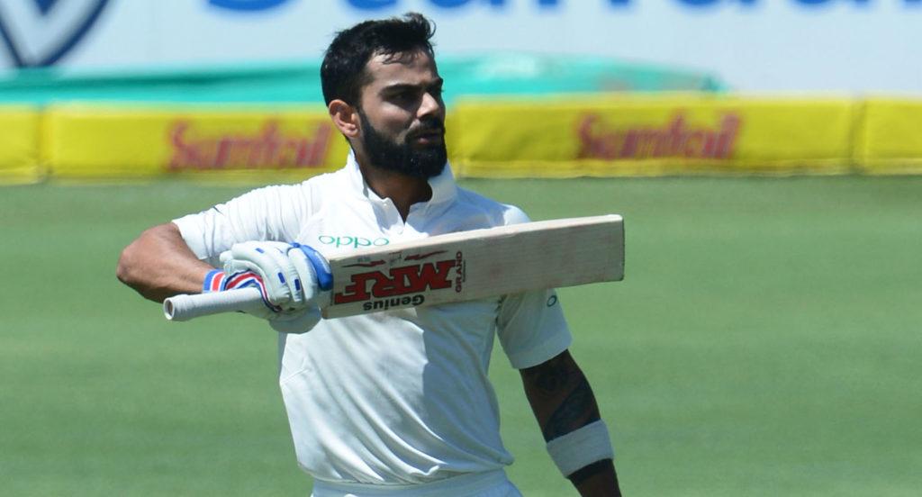 'India too reliant on Kohli'