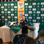 Watch: Proteas press conference