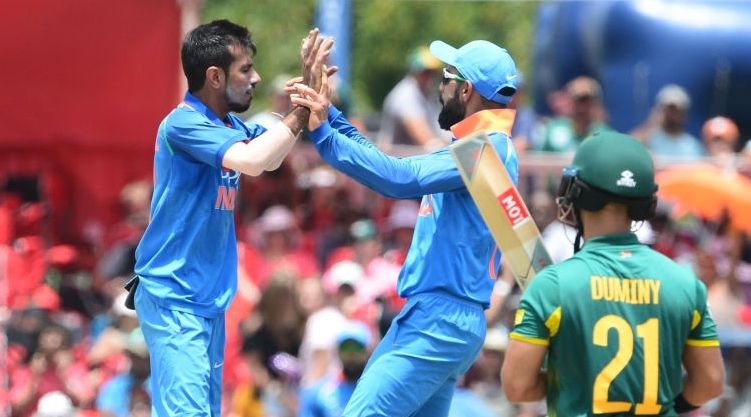 Kohli: Spinners the difference