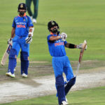 Kohli powers India to 5-1 triumph