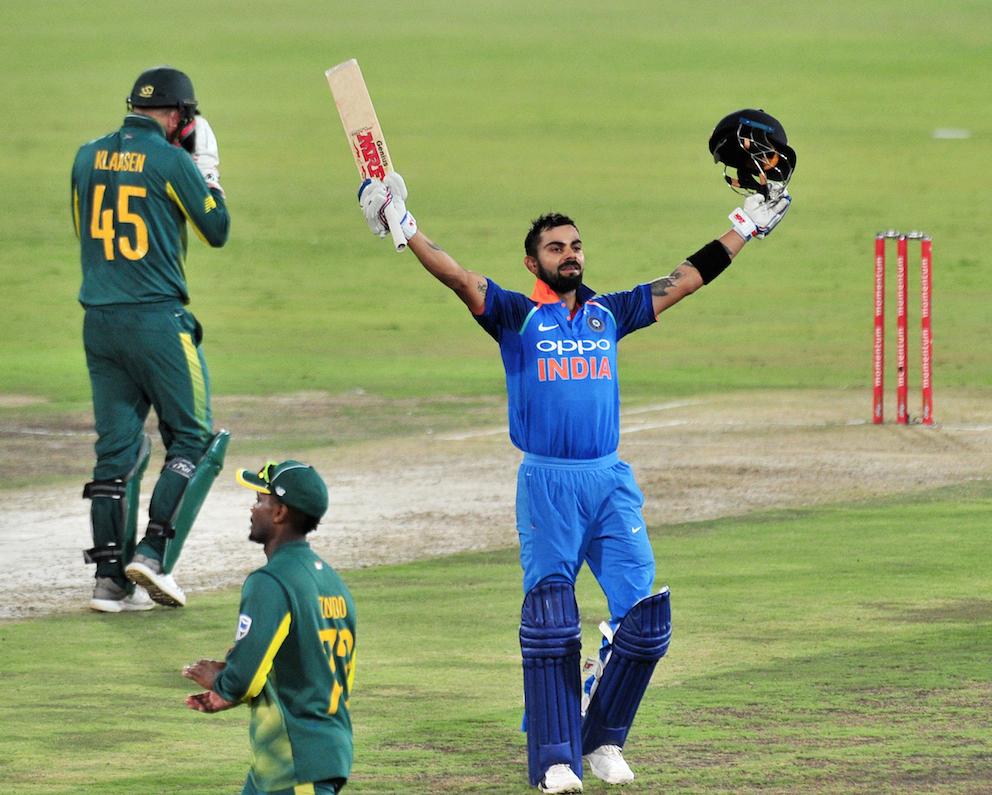 Our World ODI XI: The top six