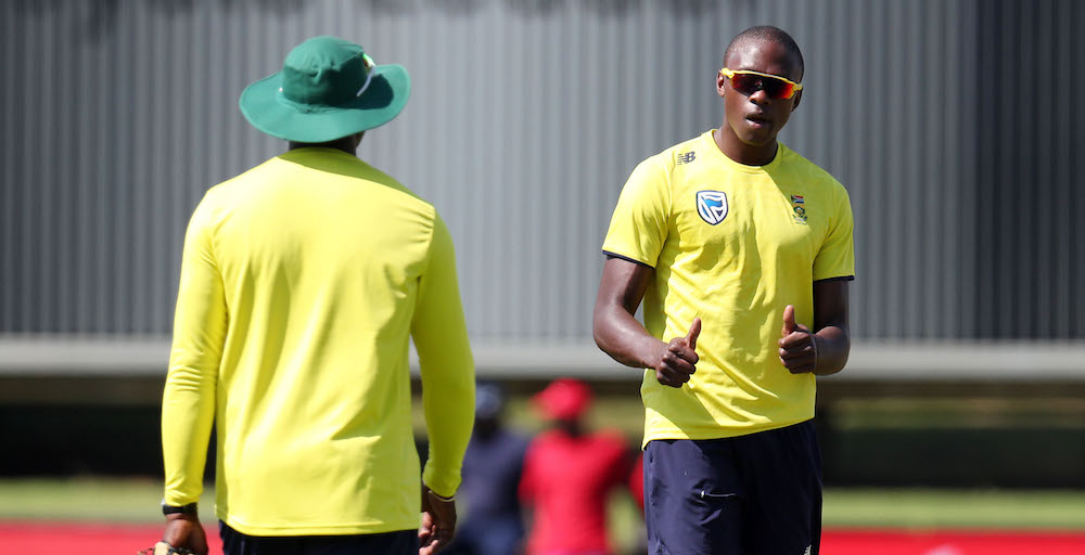 Rabada: Proteas playing catch-up