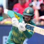 De Kock out of series