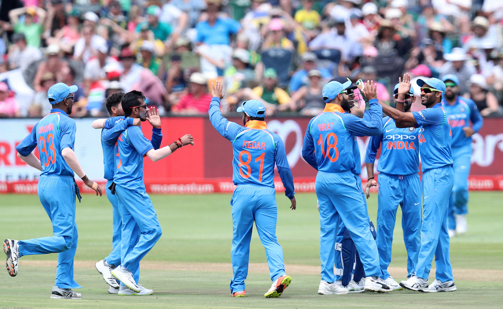 India crush woeful Proteas