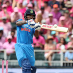 SA fight back after Dhawan ton