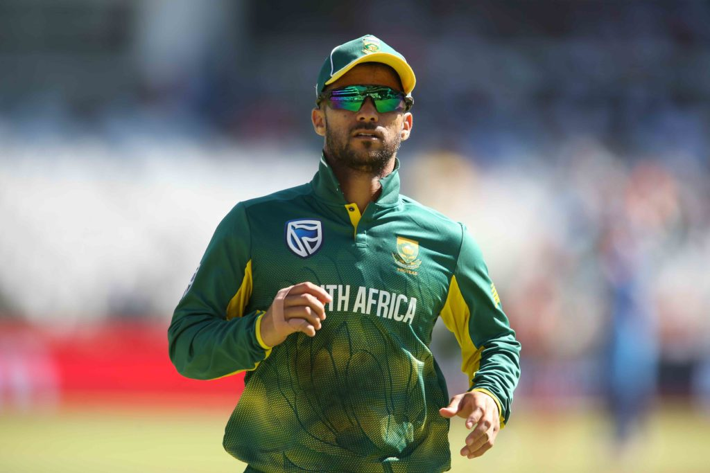 Maiden stint as ODI captain for Duminy