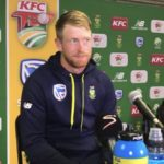 Klaasen post-match presser