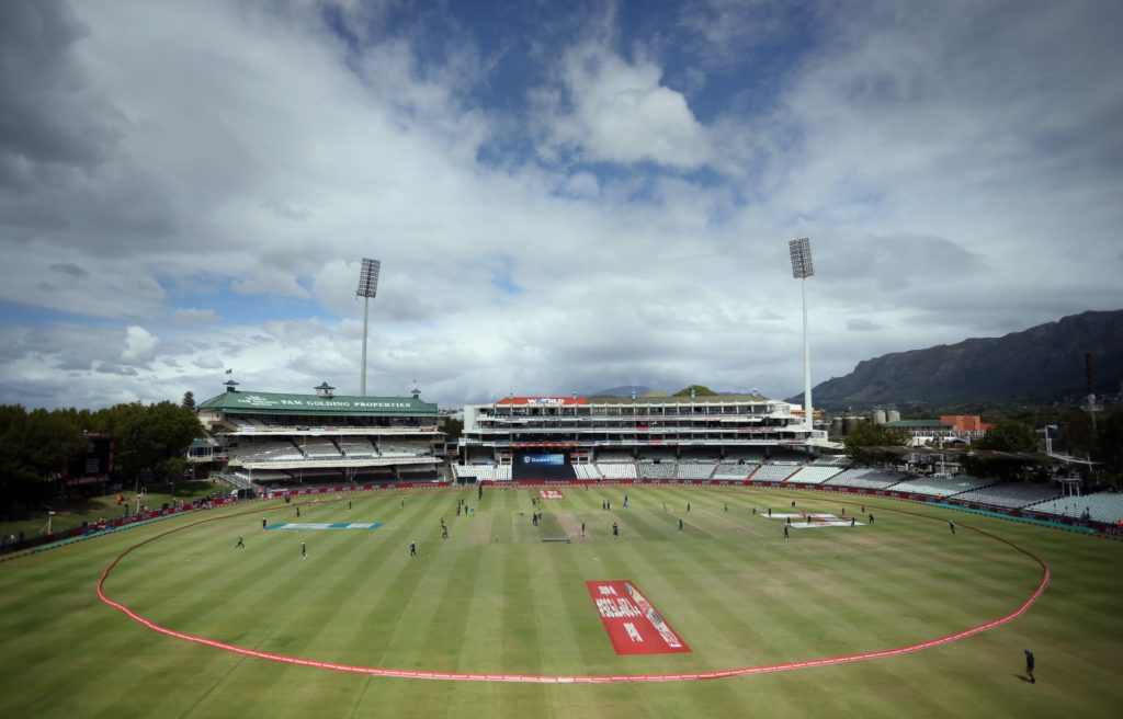 STATS: SA vs Pakistan (5th ODI) - Newlands