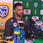 Duminy post-match press conference (3rd ODI)