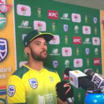 JP Duminy post-match presser