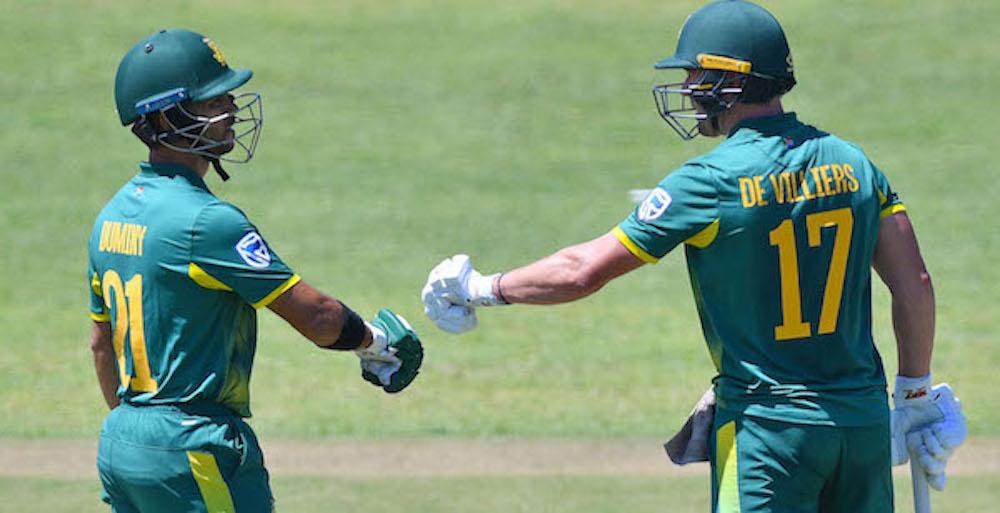 'AB return will boost Proteas'