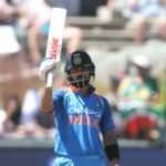 Kohli ton boosts India to 303