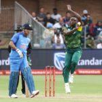 Ngidi stalls India's charge
