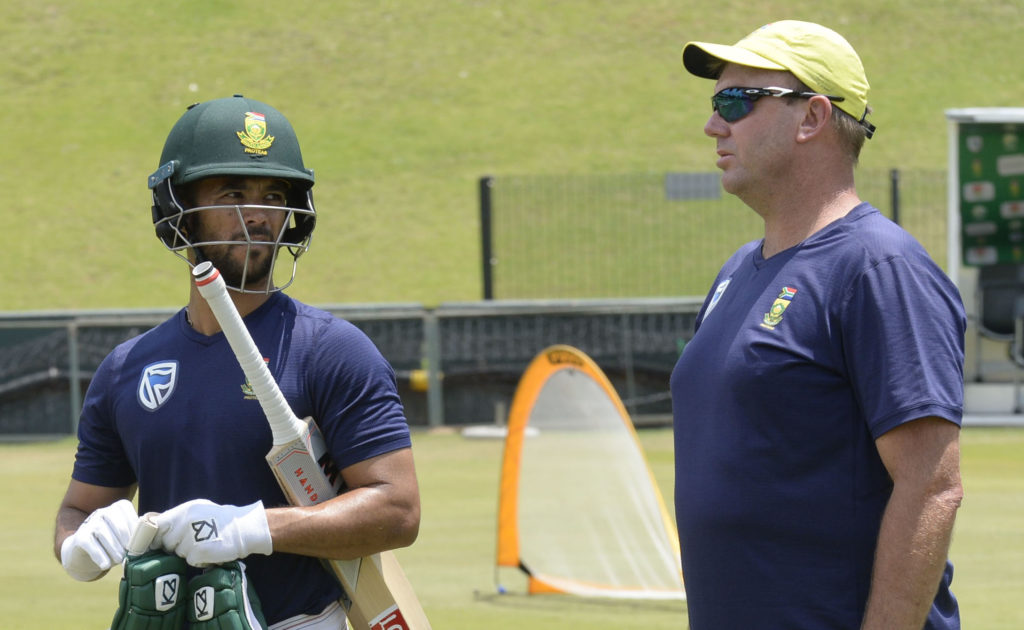What is Proteas' game plan?