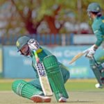 Proteas women fall short