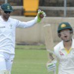 Hendricks takes five against Aussies