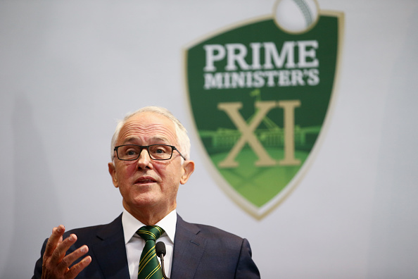 Aussie PM shocked by cheating