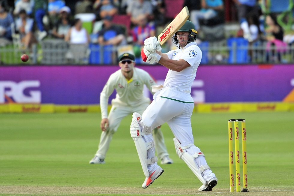 AB puts Proteas in front
