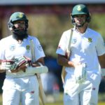 Proteas in strong position