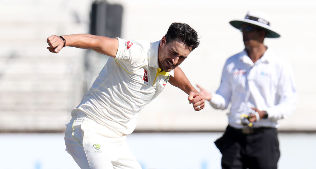 Starc's fitness a concern