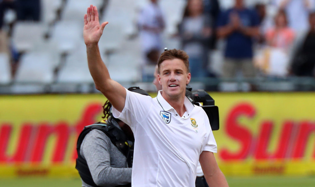 Morkel signs with Surrey